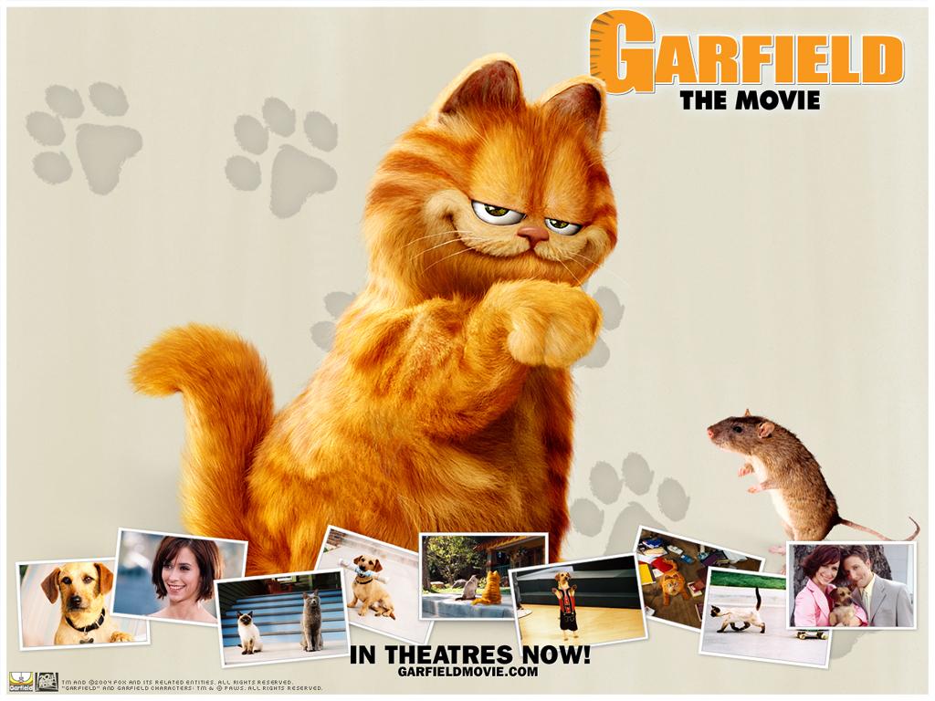 Garfiled ve filmu