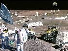 Lunární těžba
