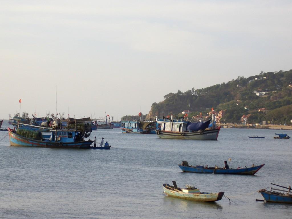 Vietnamské lodě